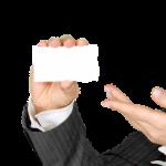 就活における名刺のもらい方、しまい方について。名刺入れは必要か?